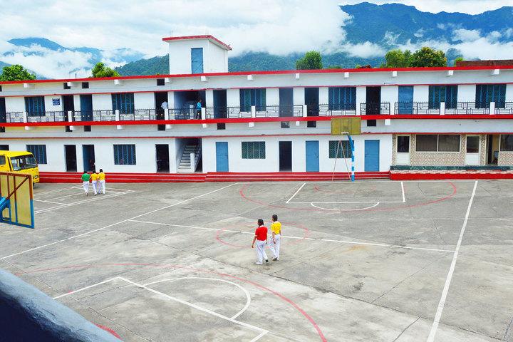 Doon Modern Academy-Chemistry Lab building