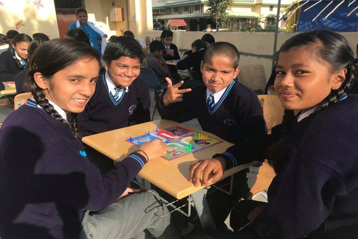 Doon Public School-Indoor Games