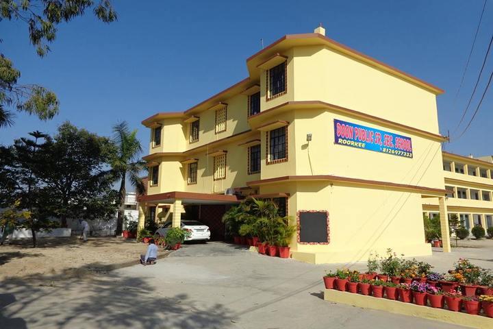 Doon Public School-Campus View