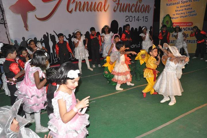 Doon Public School-Dance Performance