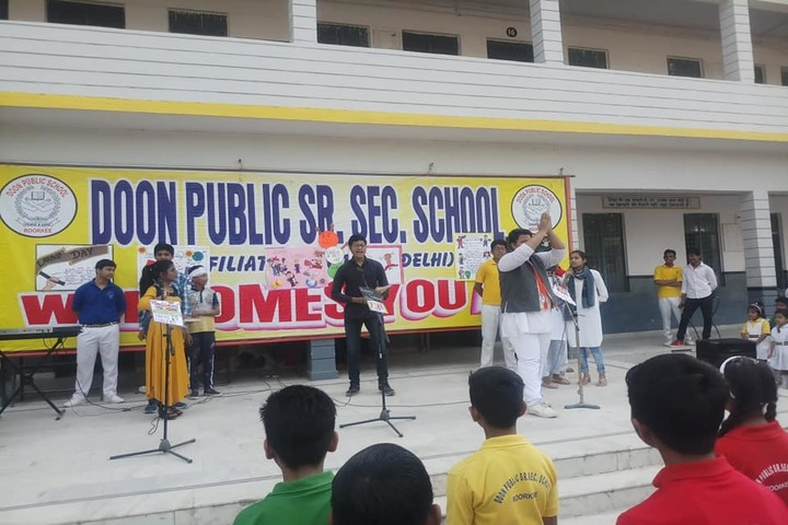 Doon Public School-Drama