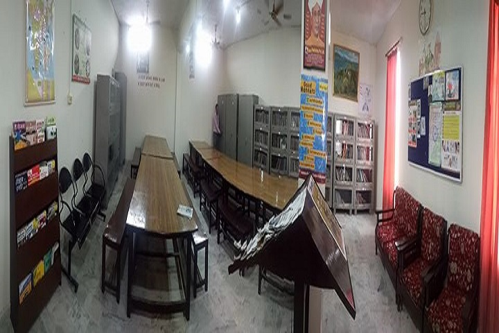 Doon Public School-Library