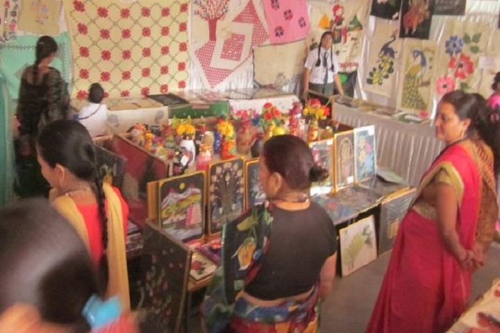 Doon Public School-Art and Craft Exhibition