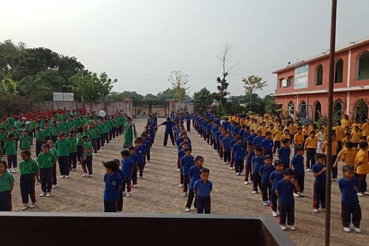 Doon Scholars Public School-Assembly