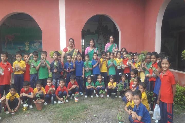 Doon Scholars Public School-Environment Day
