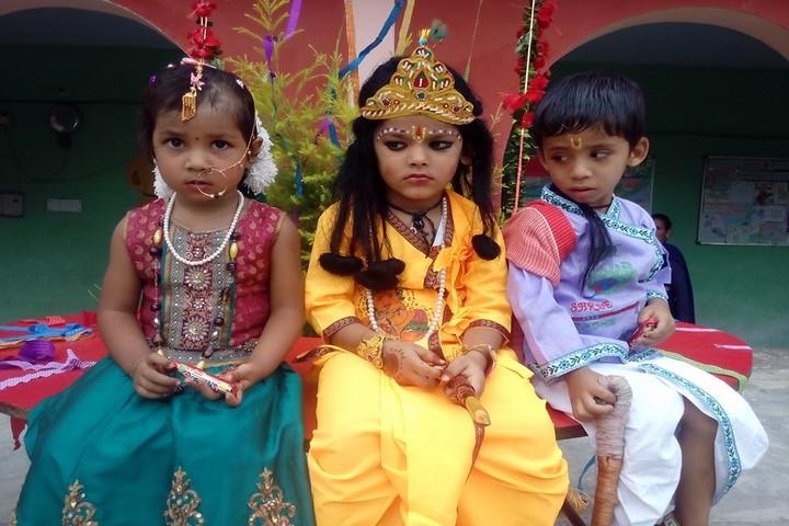Doon Scholars Public School-Krishnastami Celebrations