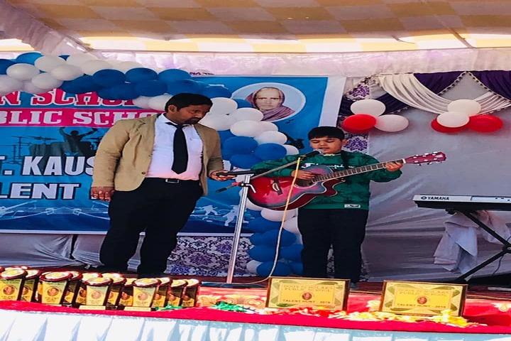 Doon Scholars Public School-Music