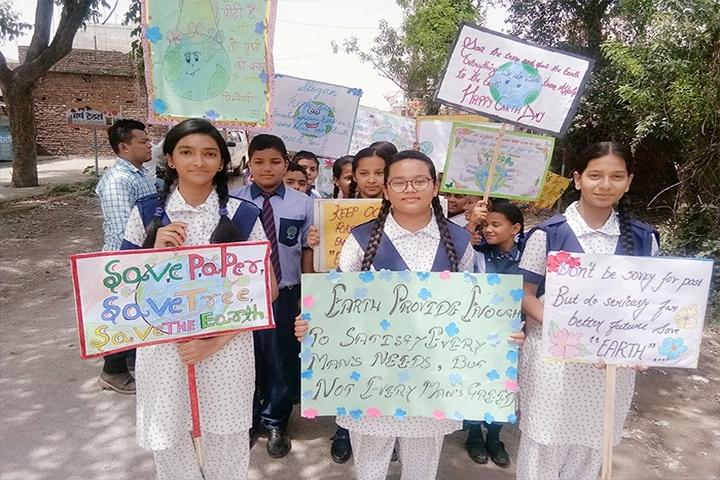 Doon Valley International School-Awareness Programme
