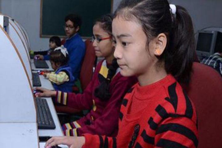 Doon Valley International School-Computer Labs