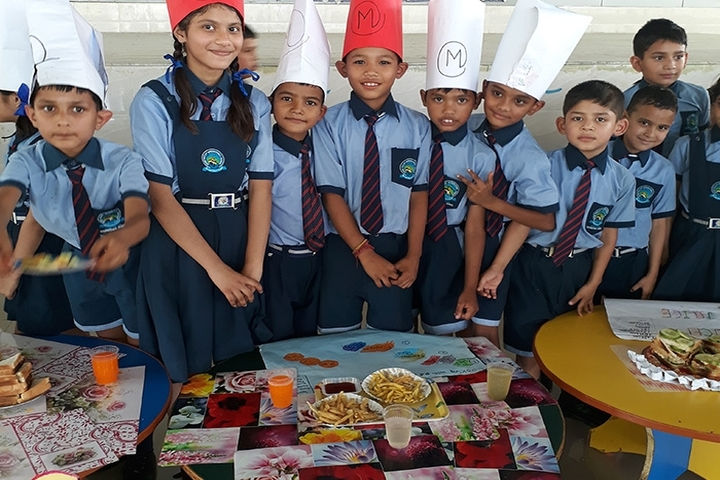 Doon Valley International School-Food Fest