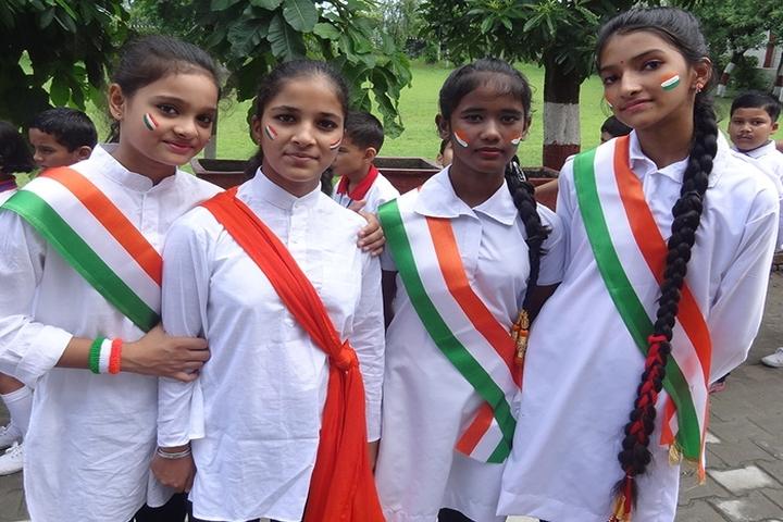 Doon Valley International School-Republic Day