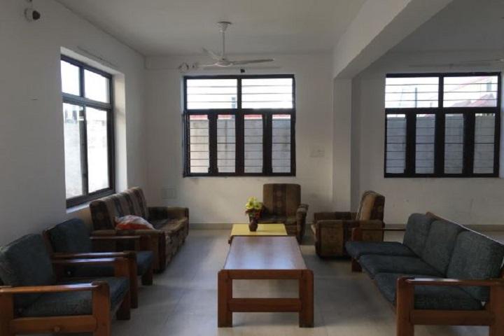 Doon Valley Public School-Reception Area