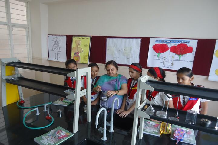 Doon World School-Chemistry Lab