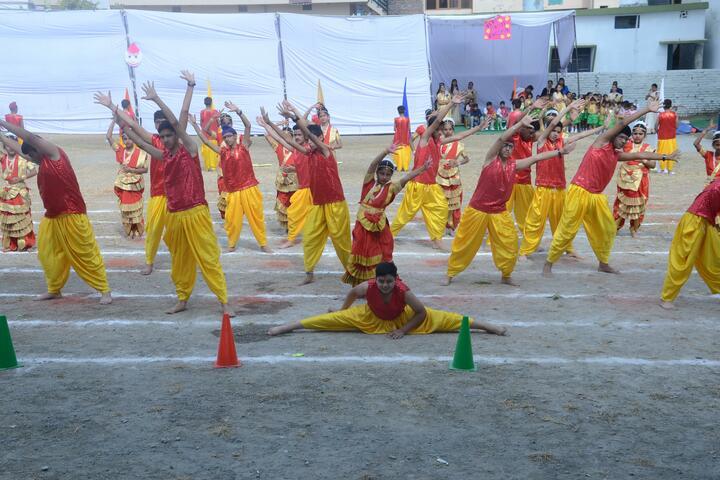 Doon World School-Culturals