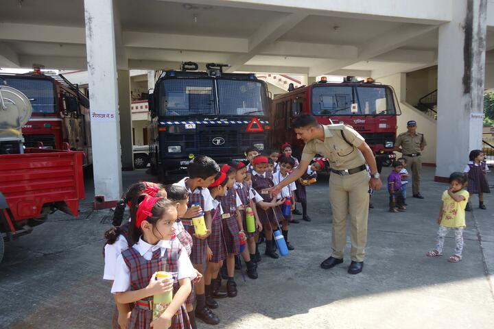 Doon World School-Industrial Trip