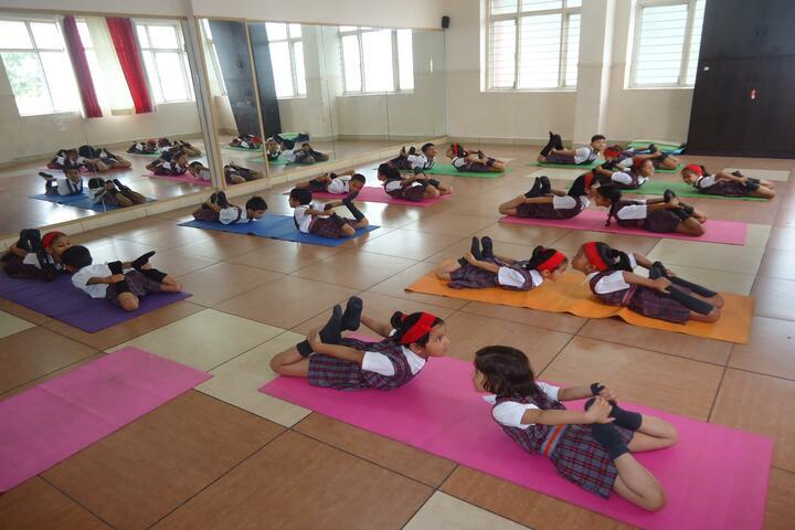 Doon World School-Physical Education