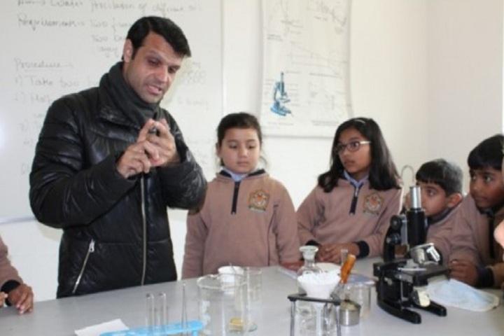DPSG-Chemistry Lab