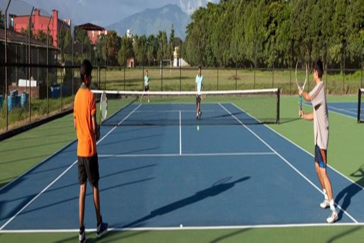DPSG-Tennis Ground