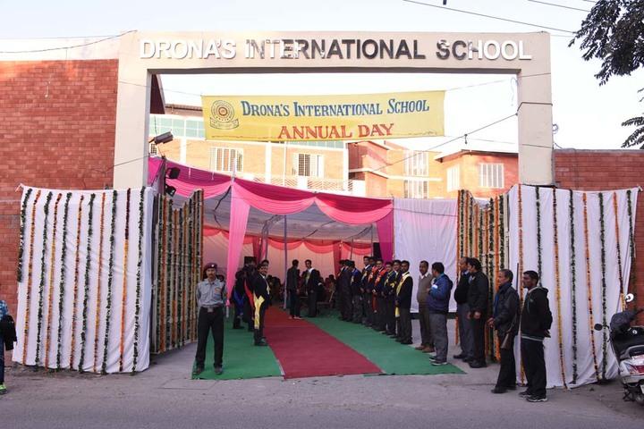 Dronas International School-Annual Day