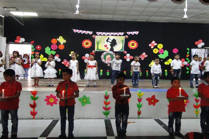 Dronas International School-Mothers Day Celebrations