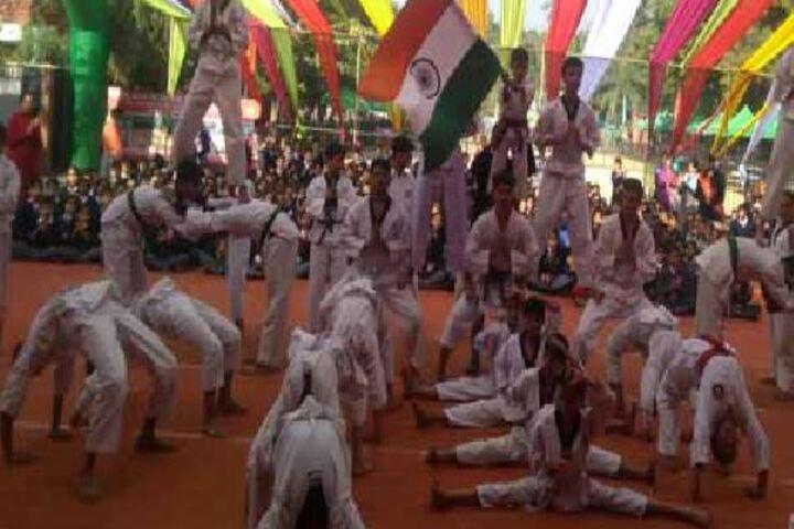 Maharishi Dayanand Adarsh Vidyalaya-Activity
