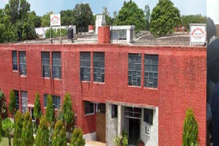 Maharishi Dayanand Adarsh Vidyalaya-Campus View
