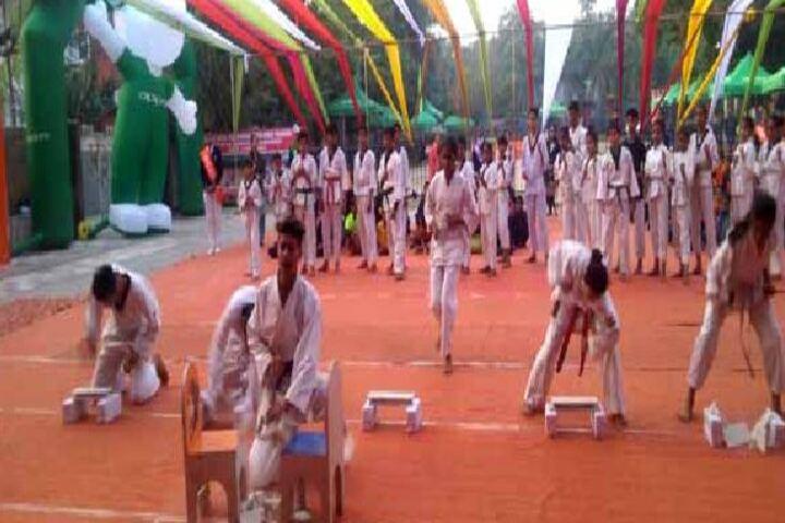 Maharishi Dayanand Adarsh Vidyalaya-Martial Arts