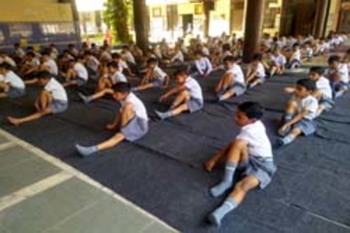 Maharishi Dayanand Adarsh Vidyalaya-Yoga