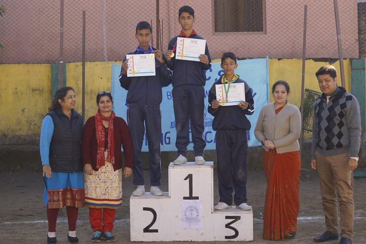 Fylfot Public School-Sports Champions