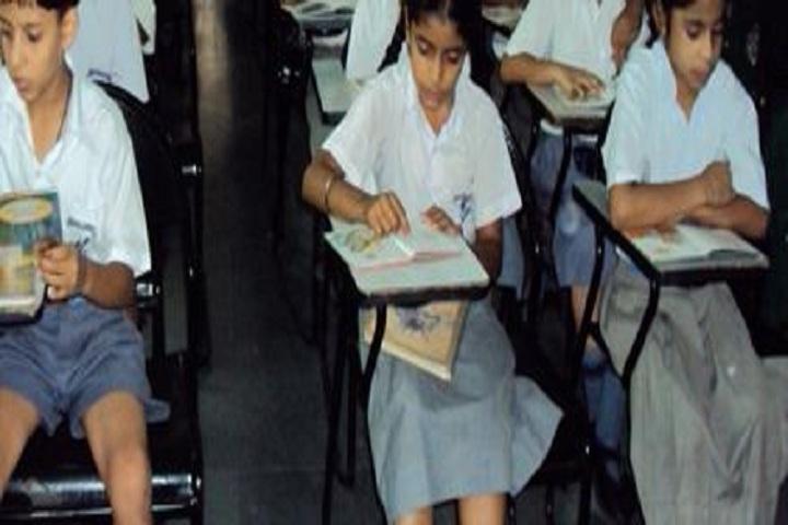Manav Mangal High School-Class view