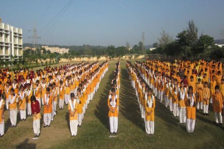 Gayatri Vidyapeeth-Assembly