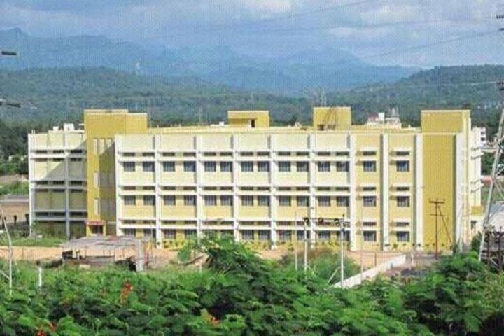 Gayatri Vidyapeeth-Campus View