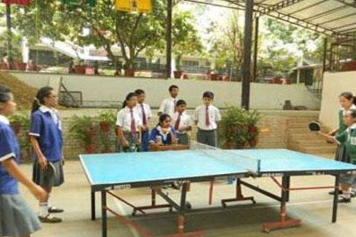 Grace Academy-Indoor Games