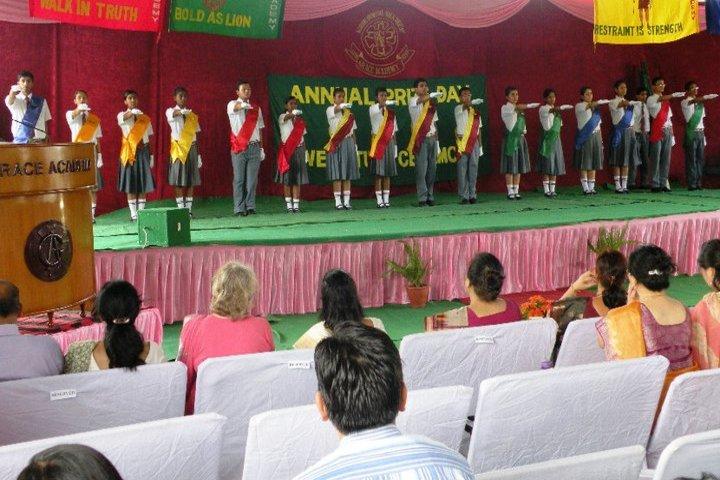 Grace Academy-Investiture Ceremony