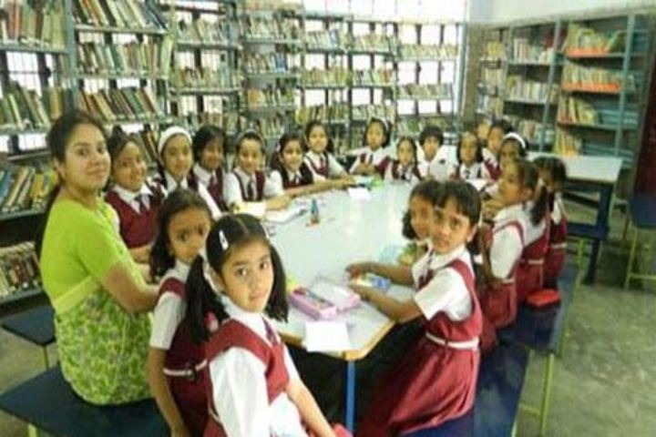 Grace Academy-Library