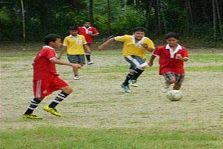 Grace Academy-Play Area