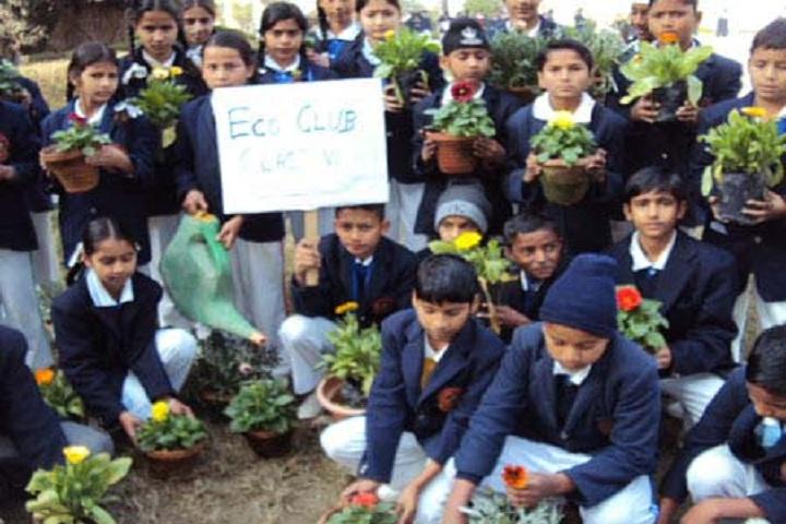 Great Mission Public School-Eco-Club