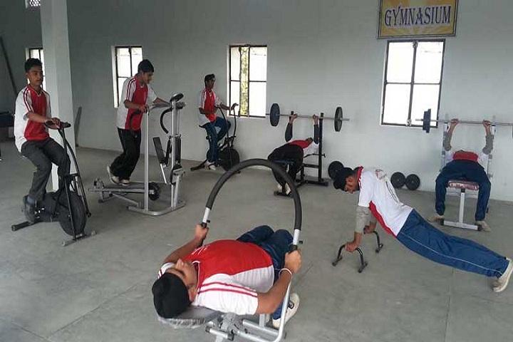 Great Mission Public School-Gymnasium