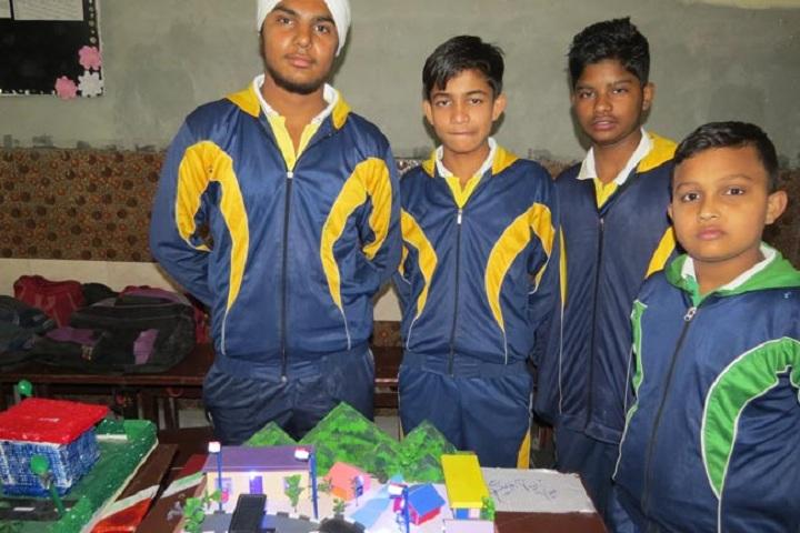 Great Mission Public School-Science Exhibition