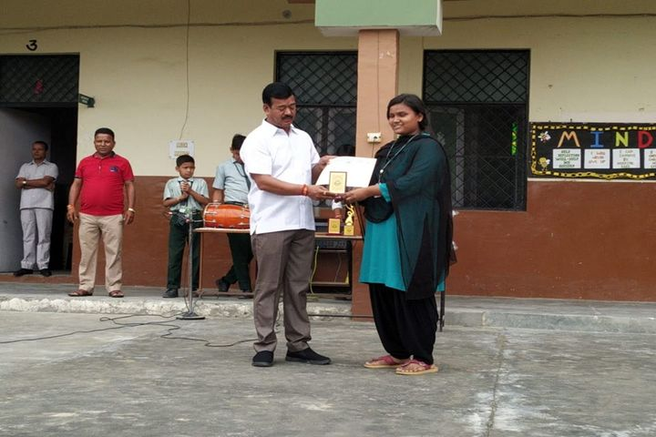 Green Field Academy-Annual Prize Distribution