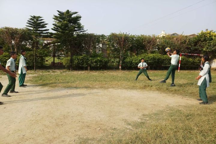 Green Field Academy-Play Ground