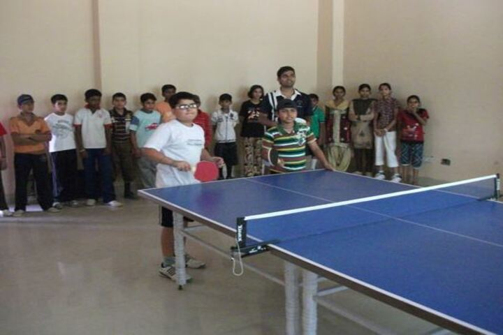 Green Hills Global Academy-Table Tennis