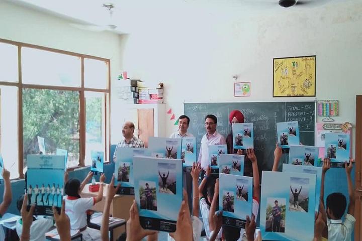 Modern Ways Model School-Activity