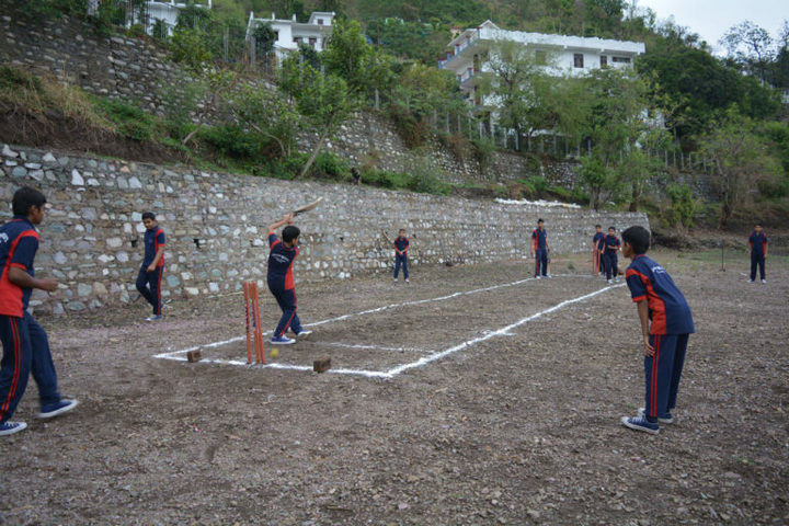 Green Mount Global School-Sports