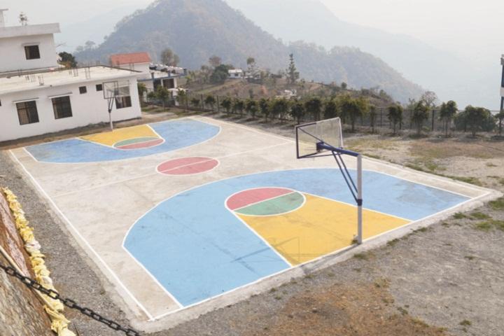 Green Mount Global School-Basket Ball Court