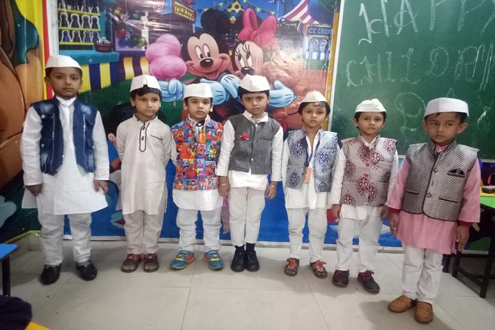 Guru Nanak Model School-Group Photo