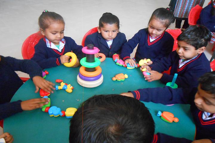 Guru Nanak Model School-Kindergarten