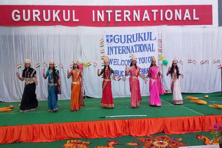Gurukul International School-Dance Performance
