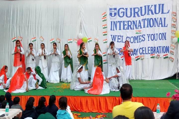 Gurukul International School-Independence Day