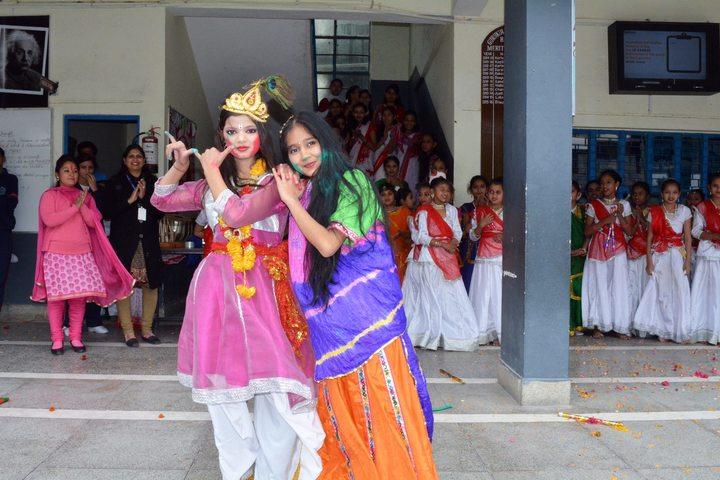 Gurukul International School-Janmasthami